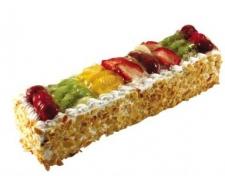 Baton Yaş Pasta Meyveli