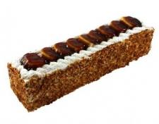 Baton Yaş Pasta Muzlu Krokanlı Kakaolu