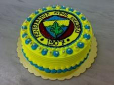 Fenerbahçe Yaş Pasta