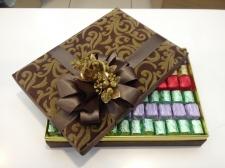Kutuda Ambalajlı Çikolata Çeşitleri