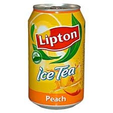 Lipton Ice Tea (Şeftali)