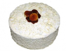 Muzlu Fasli Yaş Pasta