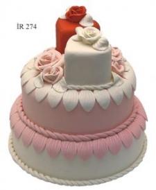 Nişan Düğün Pastası Model 002