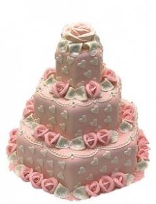 Nişan Düğün Pastası Model 004