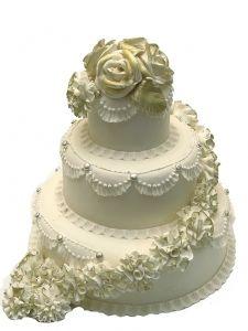 Nişan Düğün Pastası Model 005