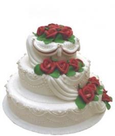 Nişan Düğün Pastası Model 006