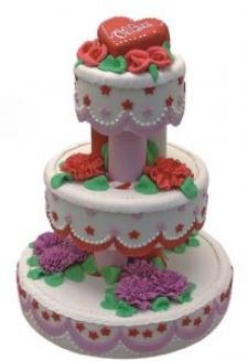 Nişan Düğün Pastası Model 008