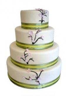 Nişan Düğün Pastası Model 010