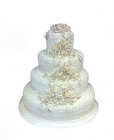 Nişan Düğün Pastası Model 012
