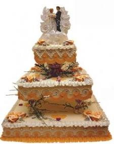 Nişan Düğün Pastası Model 014