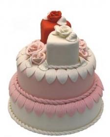 Nişan Düğün Pastası Model 015
